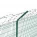 Кронштейн Г–образный ОЦ+ППЛ на профиль 80х60 для крепления колючей проволоки