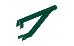 Кронштейн крепления улавливающей сетки Заграда Спорт (60х40)